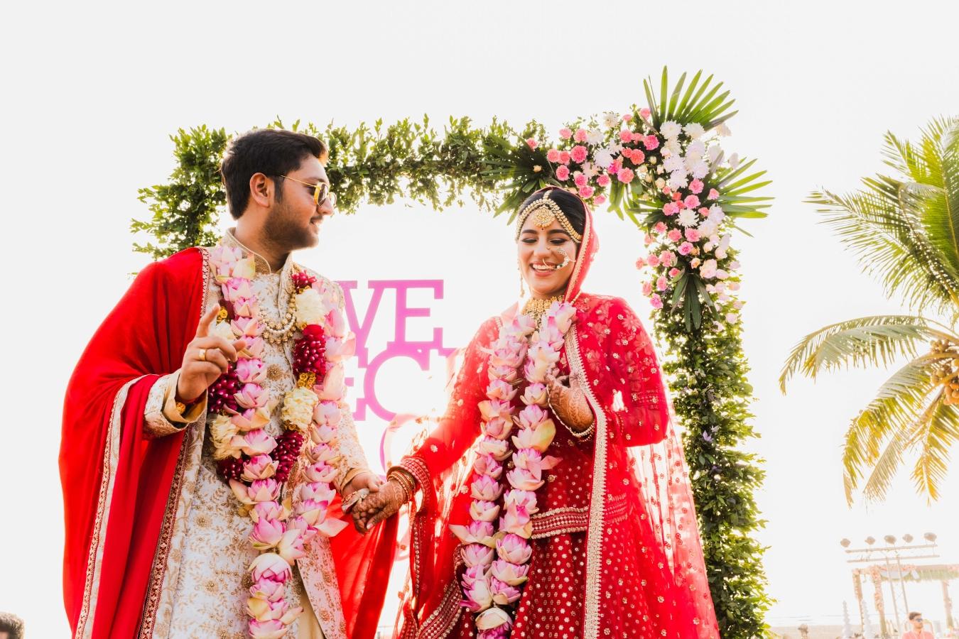 Biggest Destination Wedding Planned in GOA